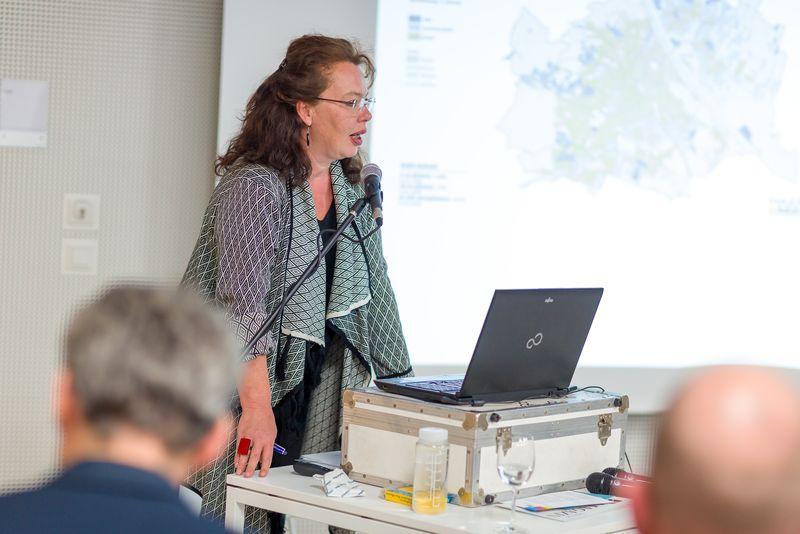 Impulsreferat von Susanne Reppé aus dem IBA_Wien Team