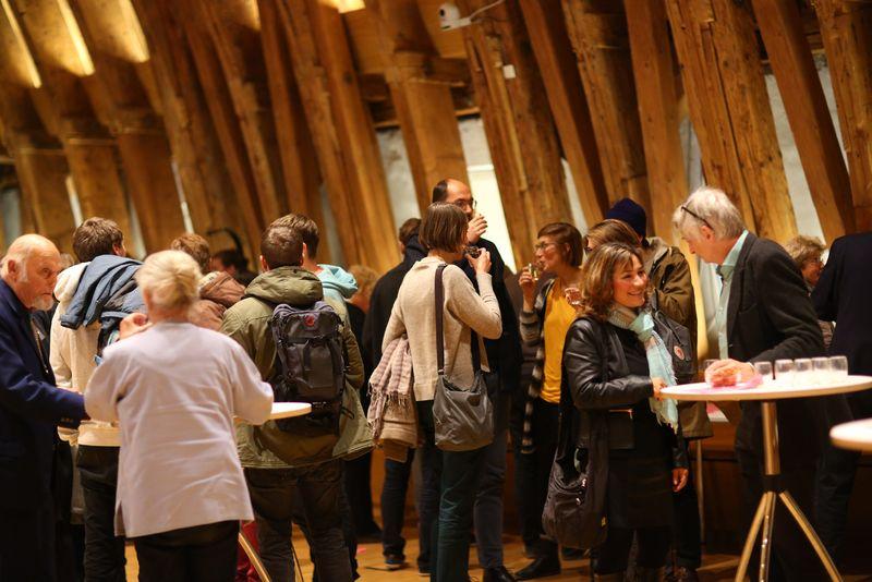 IBA-Talk Gemischte Stadt - Mischung: Possible! im Kuppelsaal der TU Wien