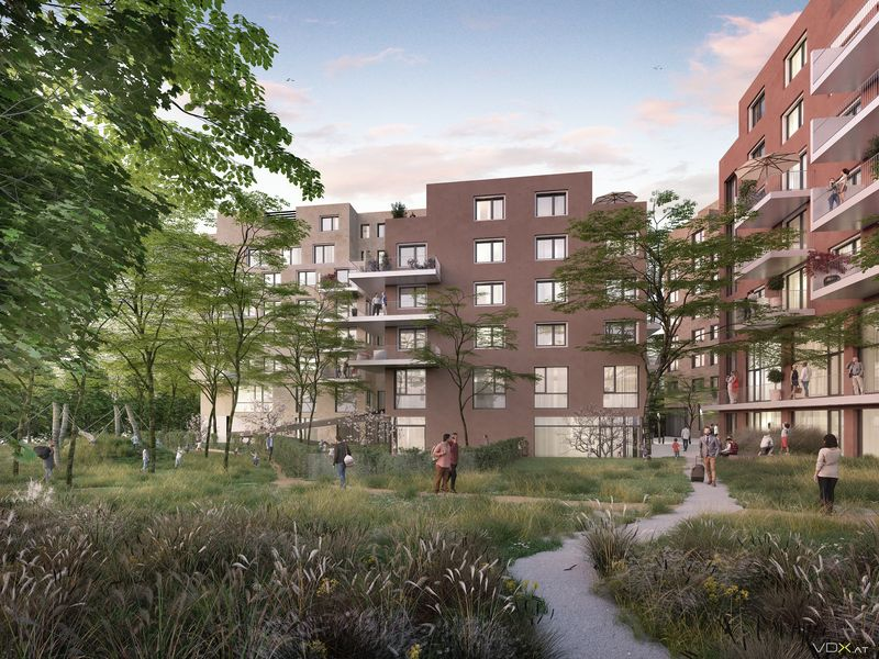 Live Life Long Living Healthy In The Seestadt Ibavienna New