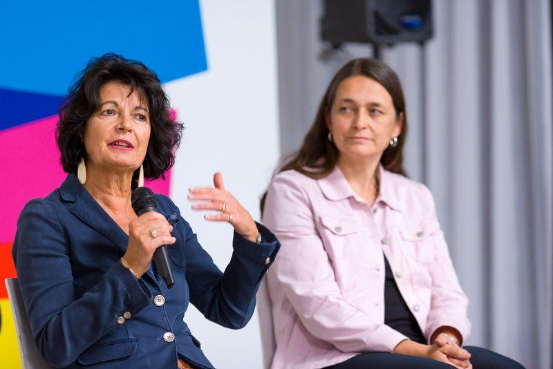 Christiane Spiel und Claudia Prinz-Brandenburg