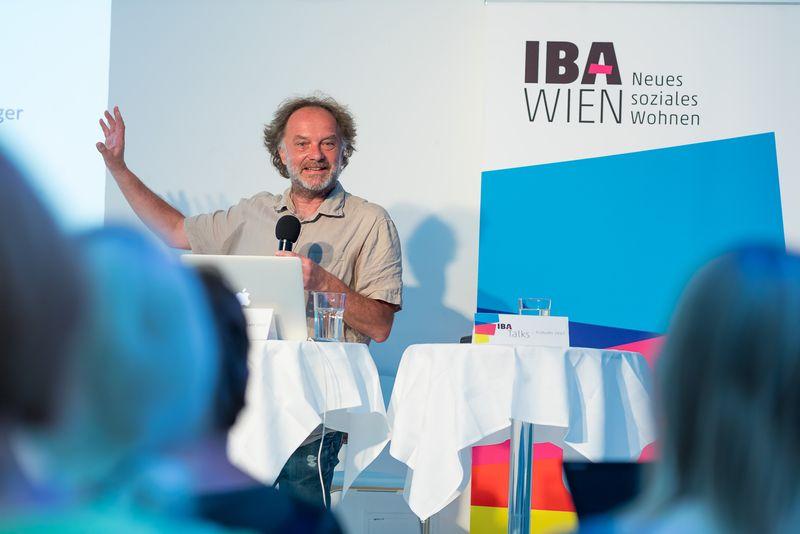 Christoph Reinprecht, Institut für Soziologie & IBA_Wien Beirat