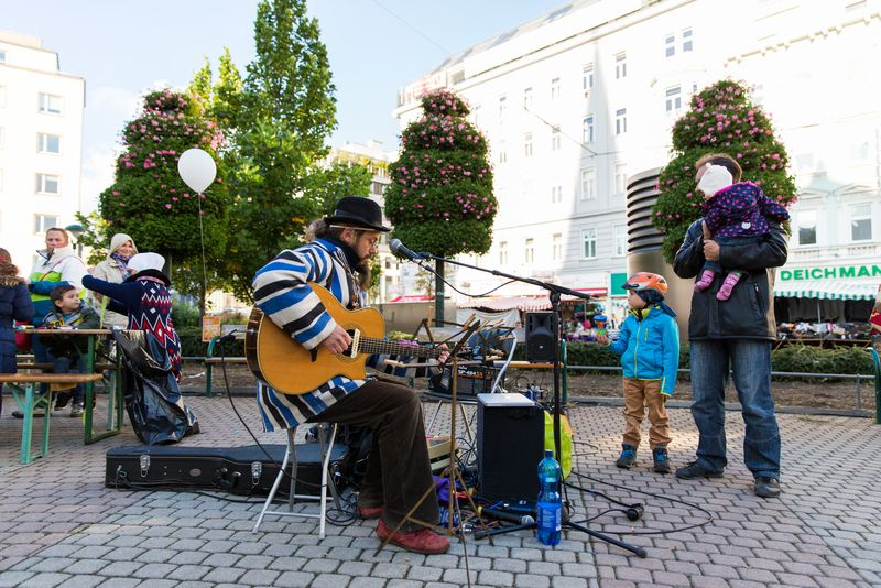 Straßenmusik, Musikimprovisation