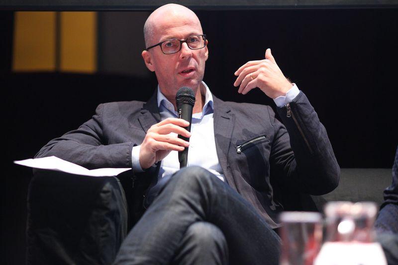 Josef Czer (wohnservice wien): IBA-Talk Bestandsentwicklung und Stadterneuerung in der VHS Simmering