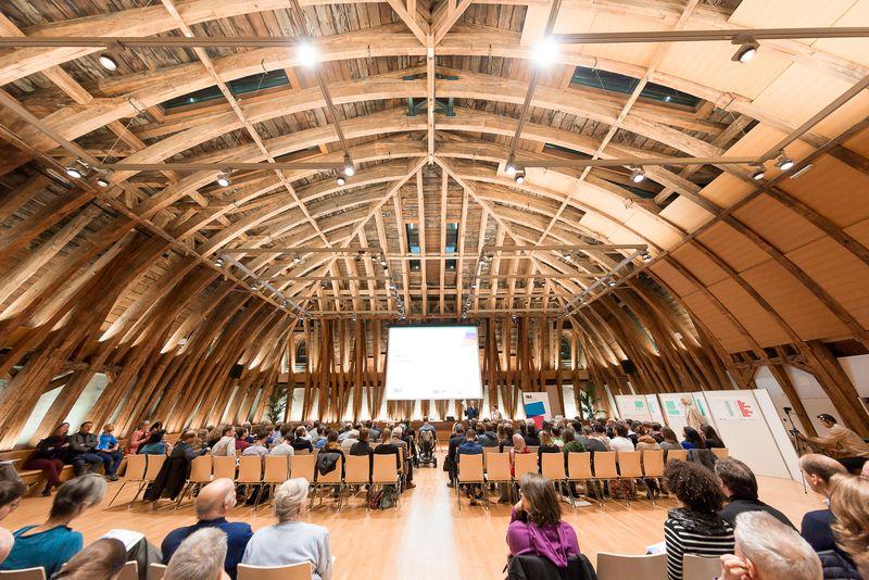 Kuppelsaal der TU Wien
