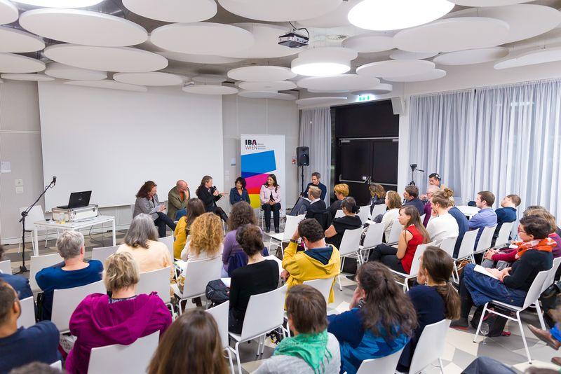 IBA-Talk: Jugendliche erwünscht! am 17.10.2016 im Bildungscampus im Sonnwendviertel