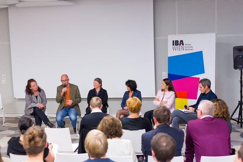 IBA-Talk: Jugendliche erwünscht! Diskussionsrunde
