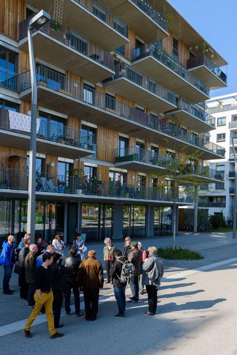 Wohnprojekt Wien im 2. Wiener Gemeindebezirk