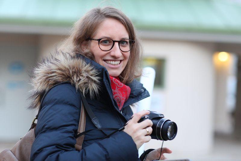 Sabine Löw (GB* 3/11): IBA-Talk Bestandsentwicklung und Stadterneuerung-Tour durch das Projetkgebiet von Smarter Totgether in Wien - Simmering www.smartertogether.at