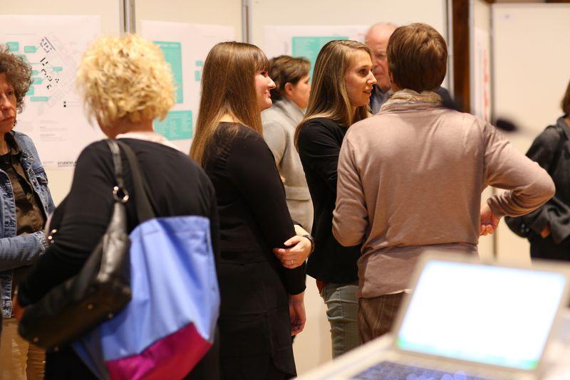 IBA-Talk im Kuppelsaal der TU Wien