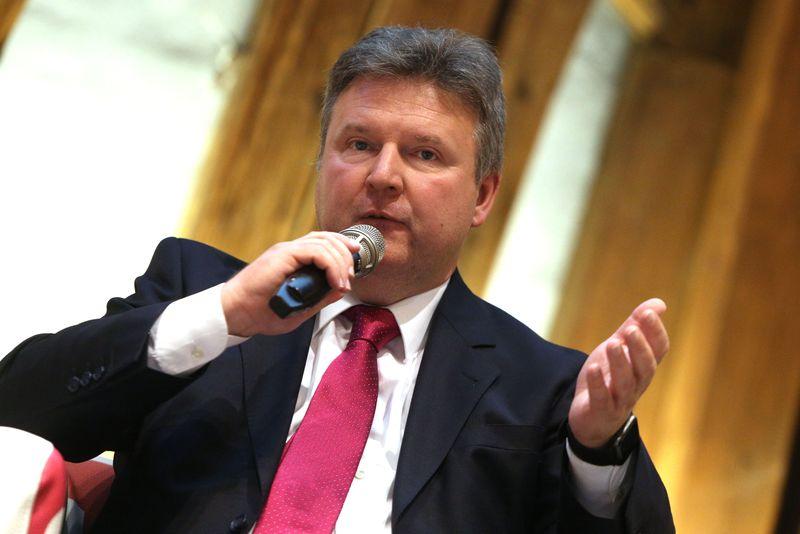 Stadtrat und IBA-Präsident Michael Ludwig