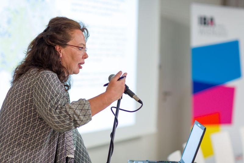 Impulsreferat von Susanne Reppé aus dem IBA_Wien Büro
