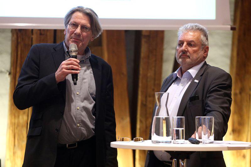 Felix Josef und Peter Neundlinger