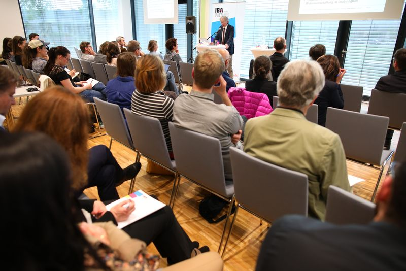 """IBA-Talk """"Sozial verträgliche Bodennutzung"""""""