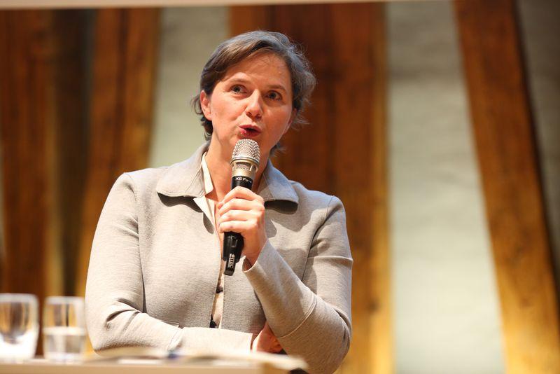 Claudia Nutz von ÖBB Immobilienmanagement