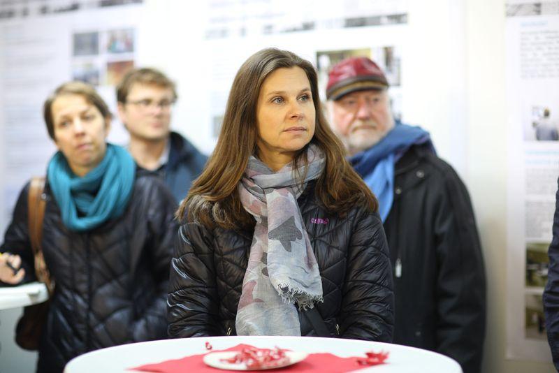 IBA-Talk Bestandsentwicklung und Stadterneuerung-Tour durch das Projetkgebiet von Smarter Totgether in Wien - Simmering www.smartertogether.at