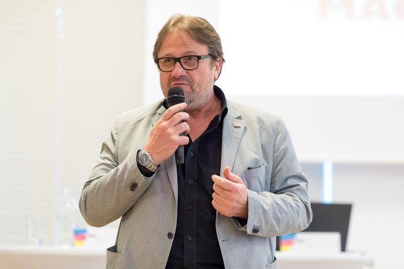 Wolfgang Sperl, Wien Work integrative Betriebe und AusbildungsgmbH