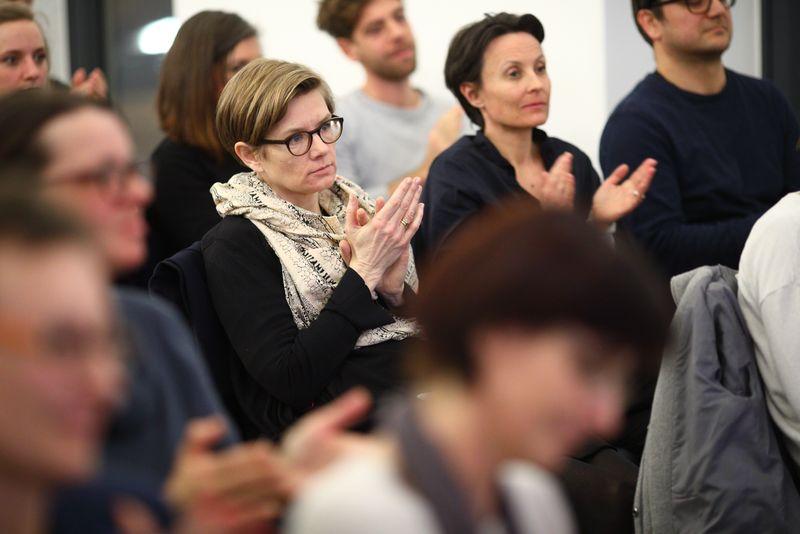 """IBA-Talk """"Schafft Wohnbau Quartiere?"""" - Publikum"""