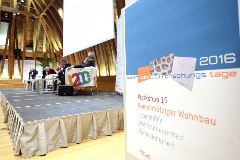 15. Wiener Wohnbauforschungstag