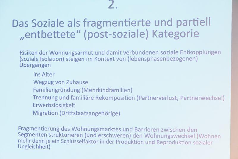 3 Thesen von Christoph Reinprecht