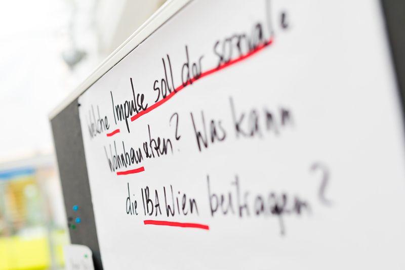 """IBA-Talk """"Ankommen - Wohnen - sozialer Aufstieg"""""""